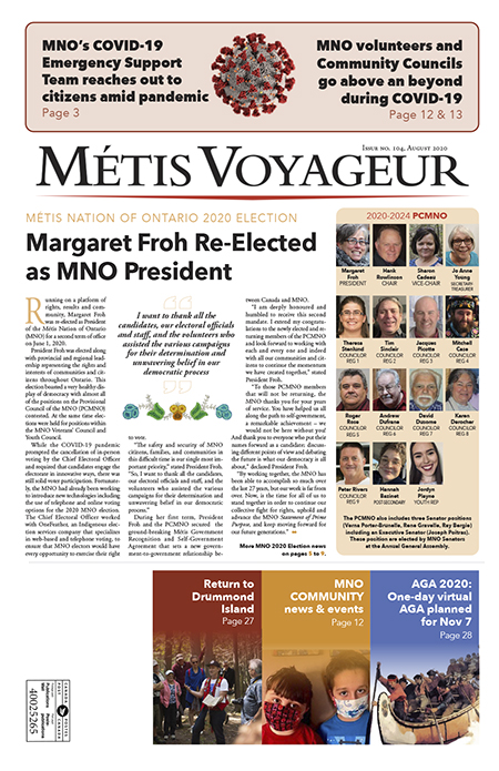 Metis Voyager Issue no. 104