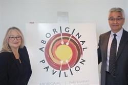 CAMA aboriginal pavilion