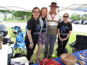 MNO Citizens And Staff Attend National Aboriginal Day Events In Thunder Bay