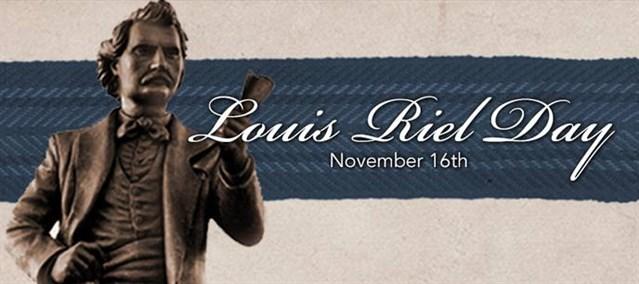 Louis Riel Banner