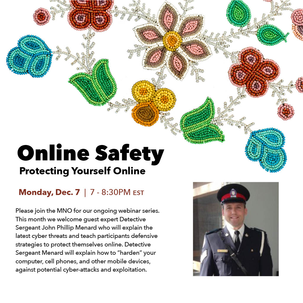 Online Safety printout