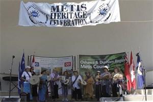 Oshawa Métis Heritage Celebration Group Photo