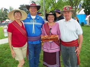 Group of Métis People