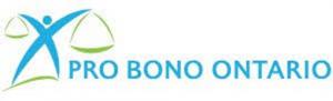 Pro Bono Ontario Logo