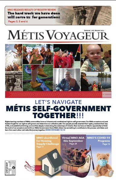 Metis Voyager Issue no. 10
